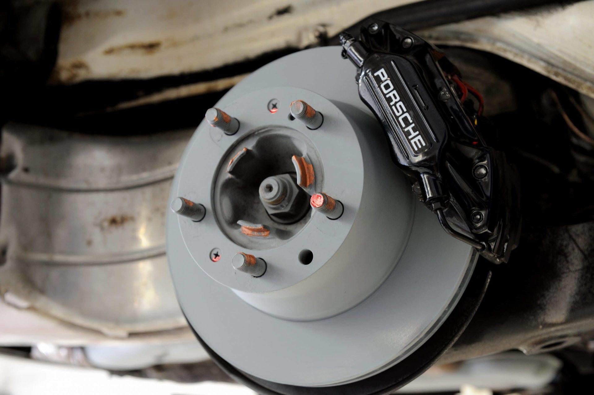 Gratis technische inspectie van uw Porsche
