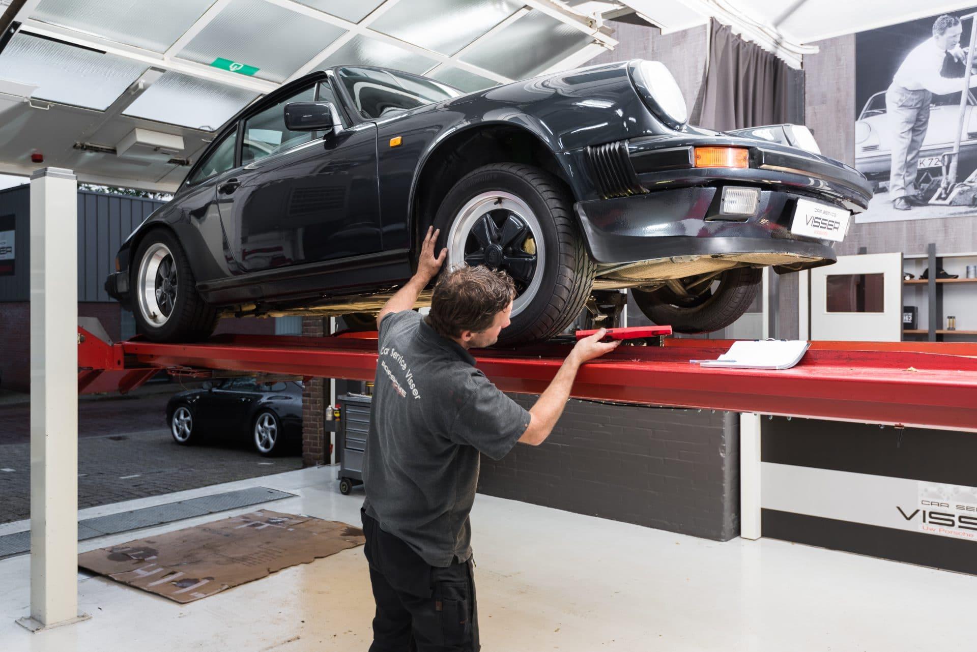 Porsche Aankoopkeuring (AKK) & Taxatie