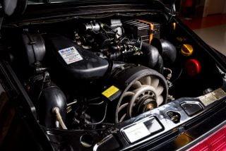 Porsche 964 Zwart-4
