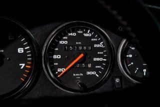 Porsche 964 Zwart-6