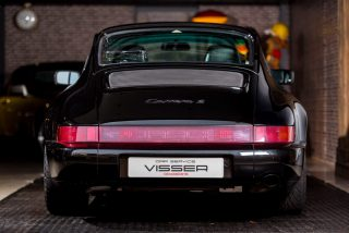 Porsche 964 Zwart-9