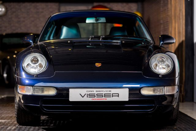 Porsche 993 Blauw -1