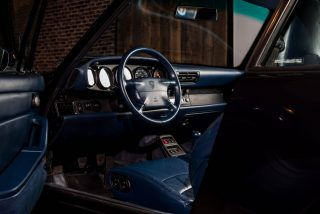 Porsche 993 Blauw -3