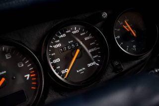 Porsche 993 Blauw -4