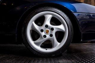Porsche 993 Blauw -7