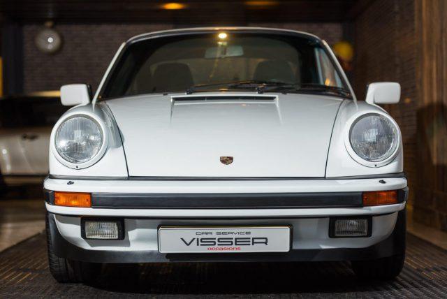 Porsche G-Model Wit -1