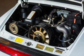 Porsche G-Model Wit -3