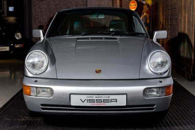 Porsche 964 Carrera 2 Cabriolet Automaat