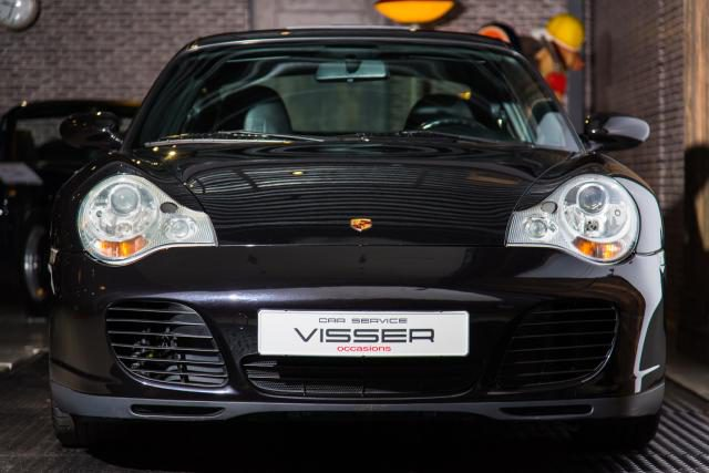 Porsche 996 Carrera 4S Coupe