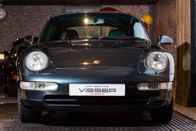 Porsche 993 Cabrio – Groen – 12