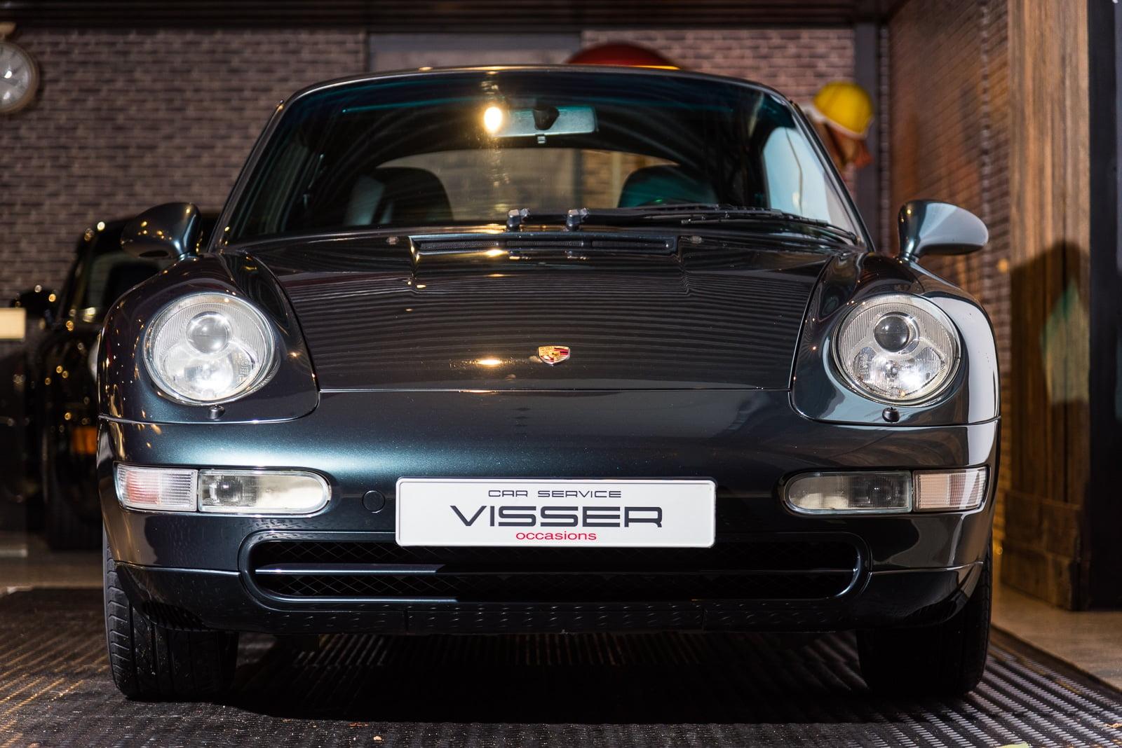 Porsche 993 Carrera 2 Cabrio Tiptronic S