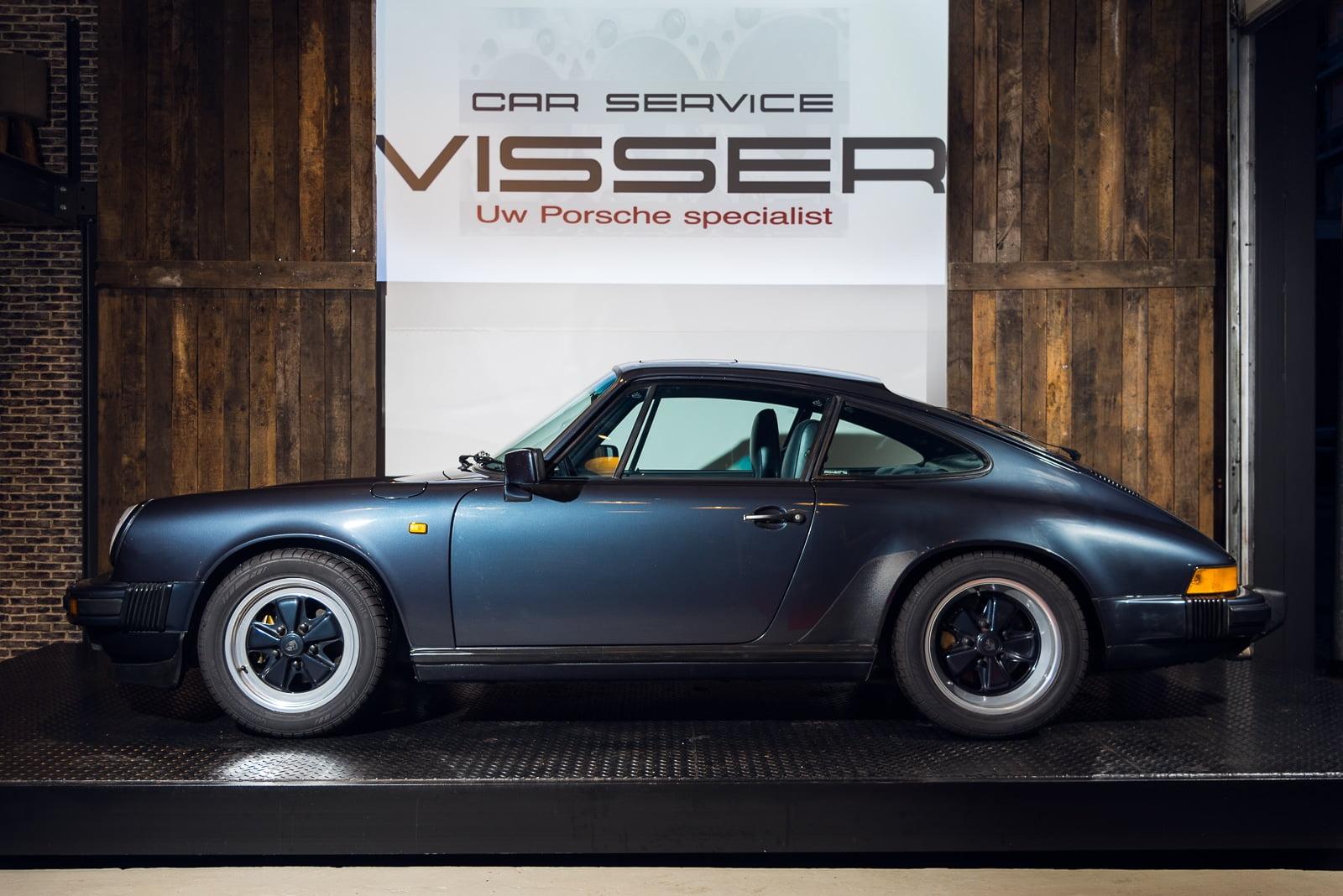 Porsche Carrera 3.2 - Blauw - 1