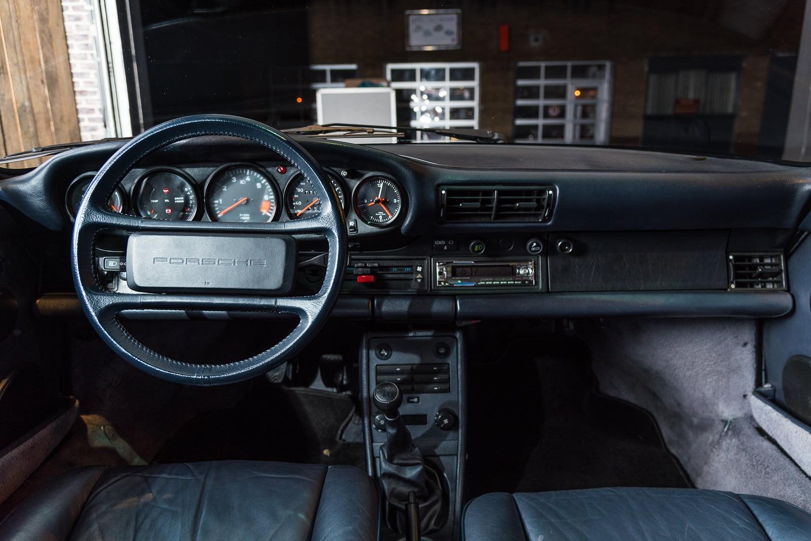 Porsche Carrera 3.2 - Blauw - 8