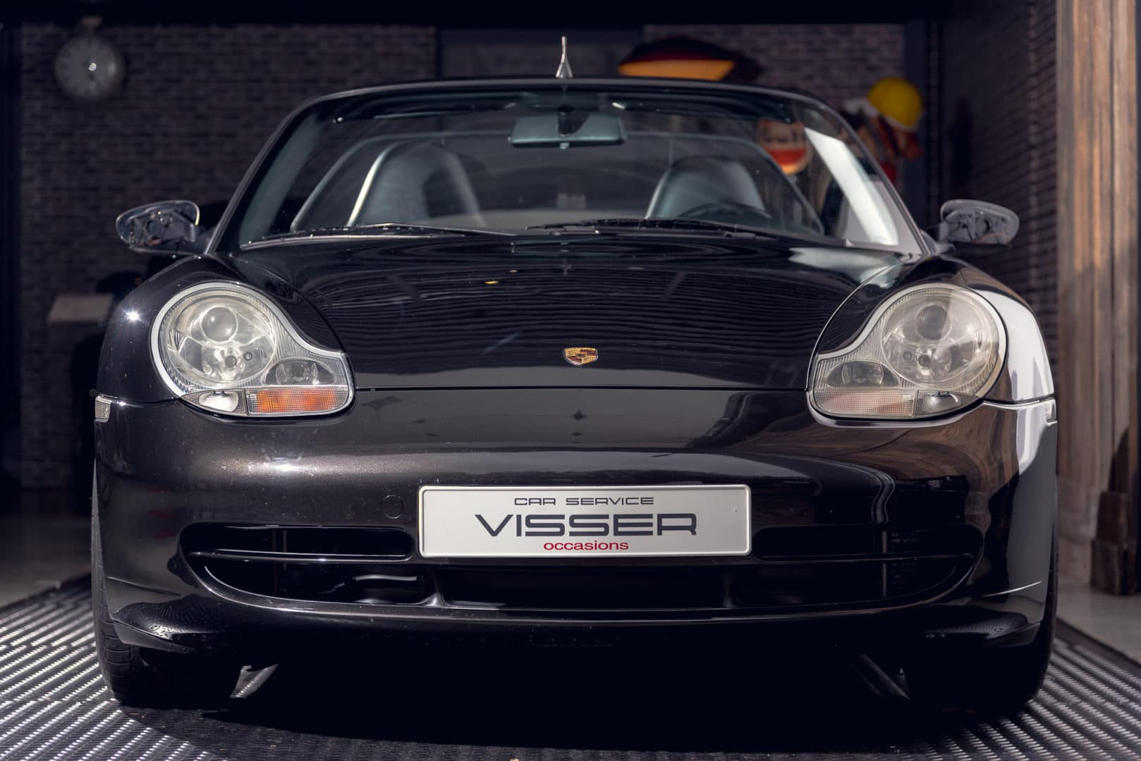 Porsche 996 Carrera 2 Cabrio