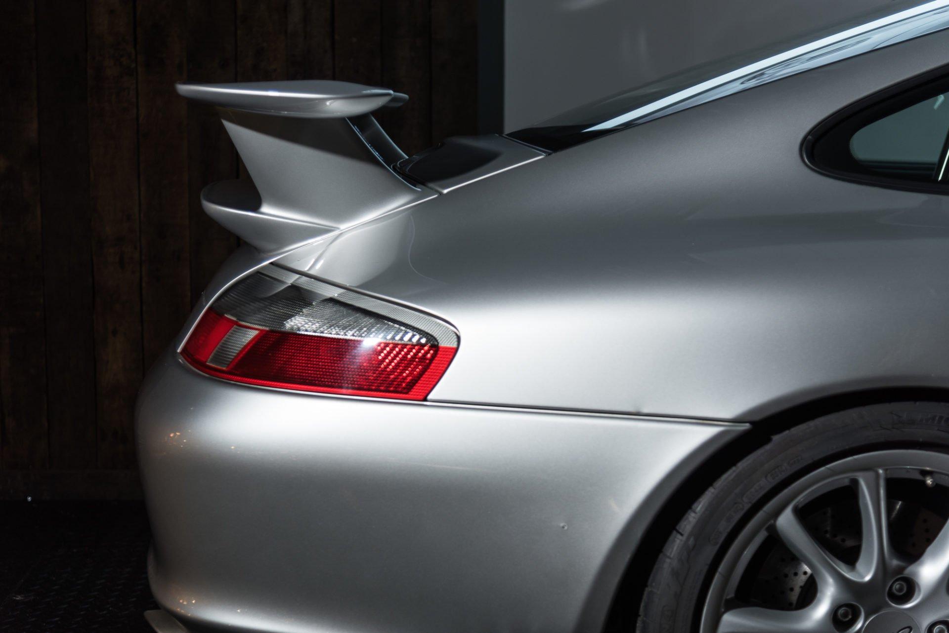 Porsche 996 GT3 Zilvergrijs - 20180314 -21