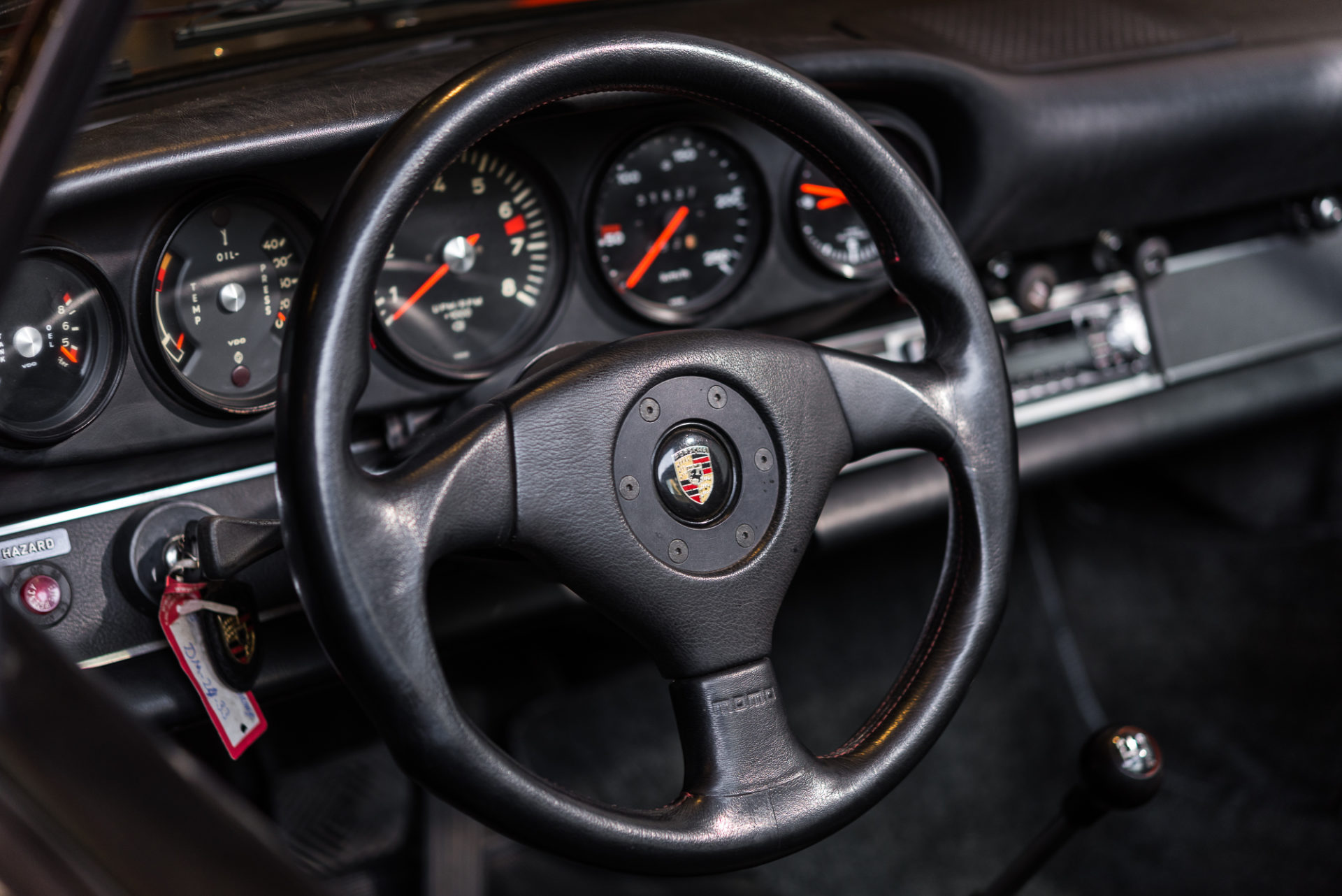 PORSCHE 911 TARGA - 20180407 -21