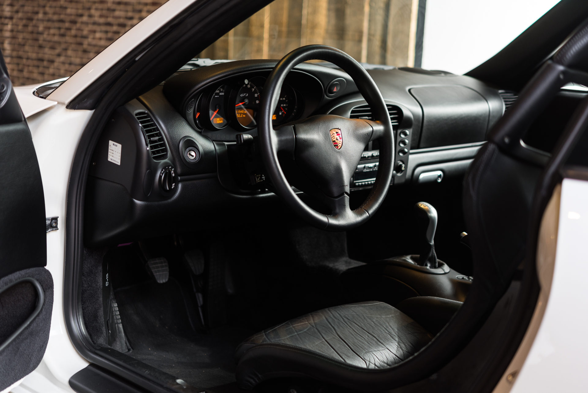 PORSCHE 996 GT3 WIT - 20180407 -12