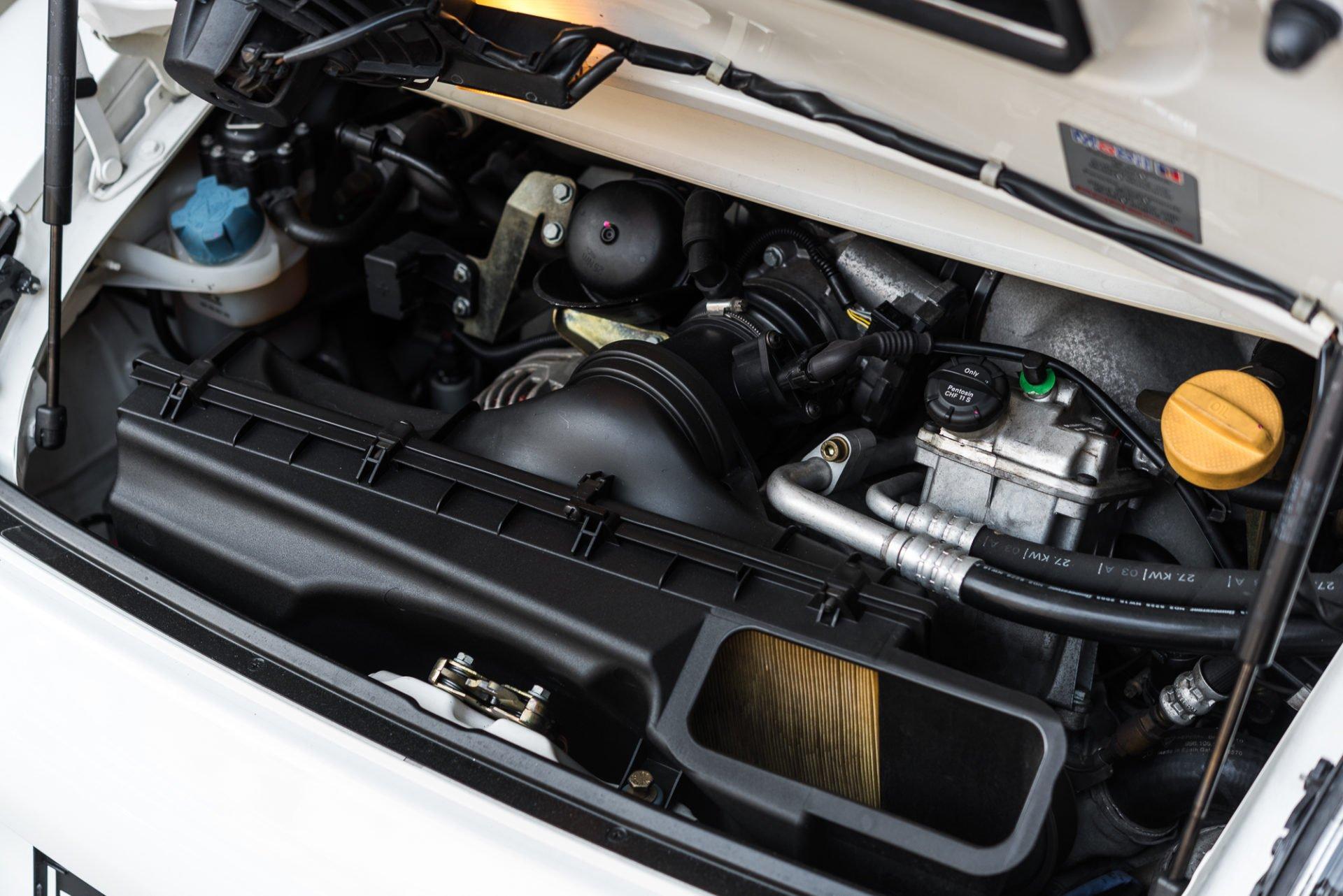 PORSCHE 996 GT3 WIT - 20180407 -25