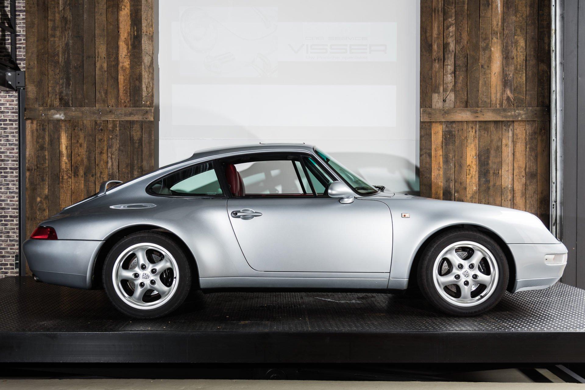 993 Carrera Zilver -1