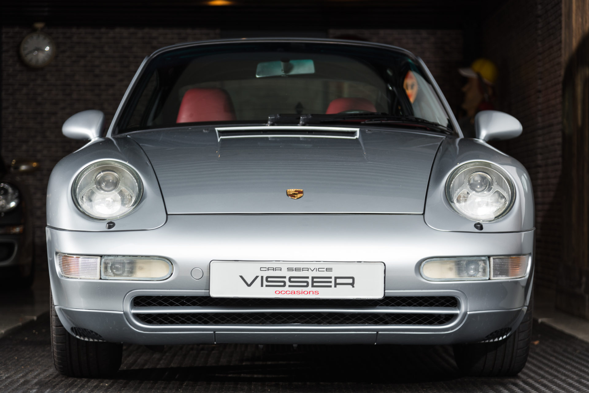 993 Carrera Zilver -2