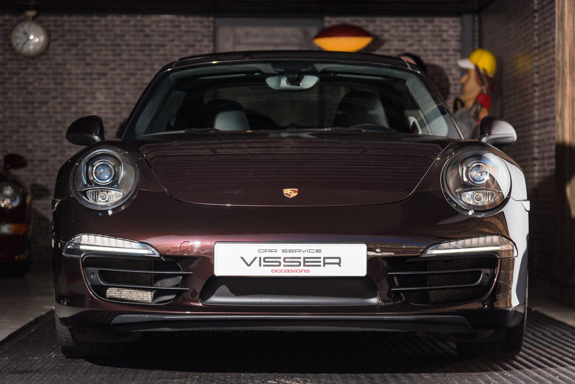 Porsche 991 Carrera 4S -2