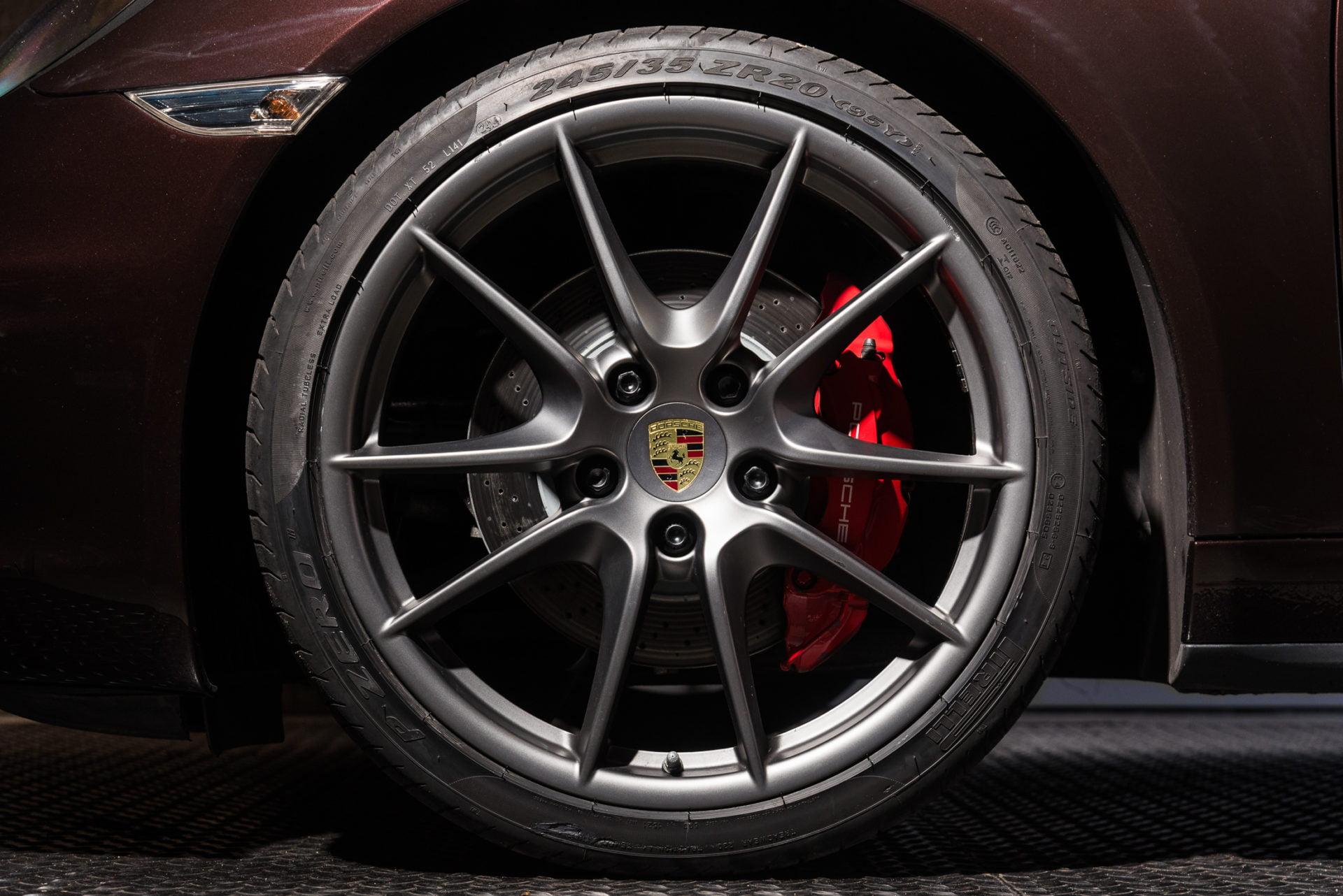 Porsche 991 Carrera 4S -27