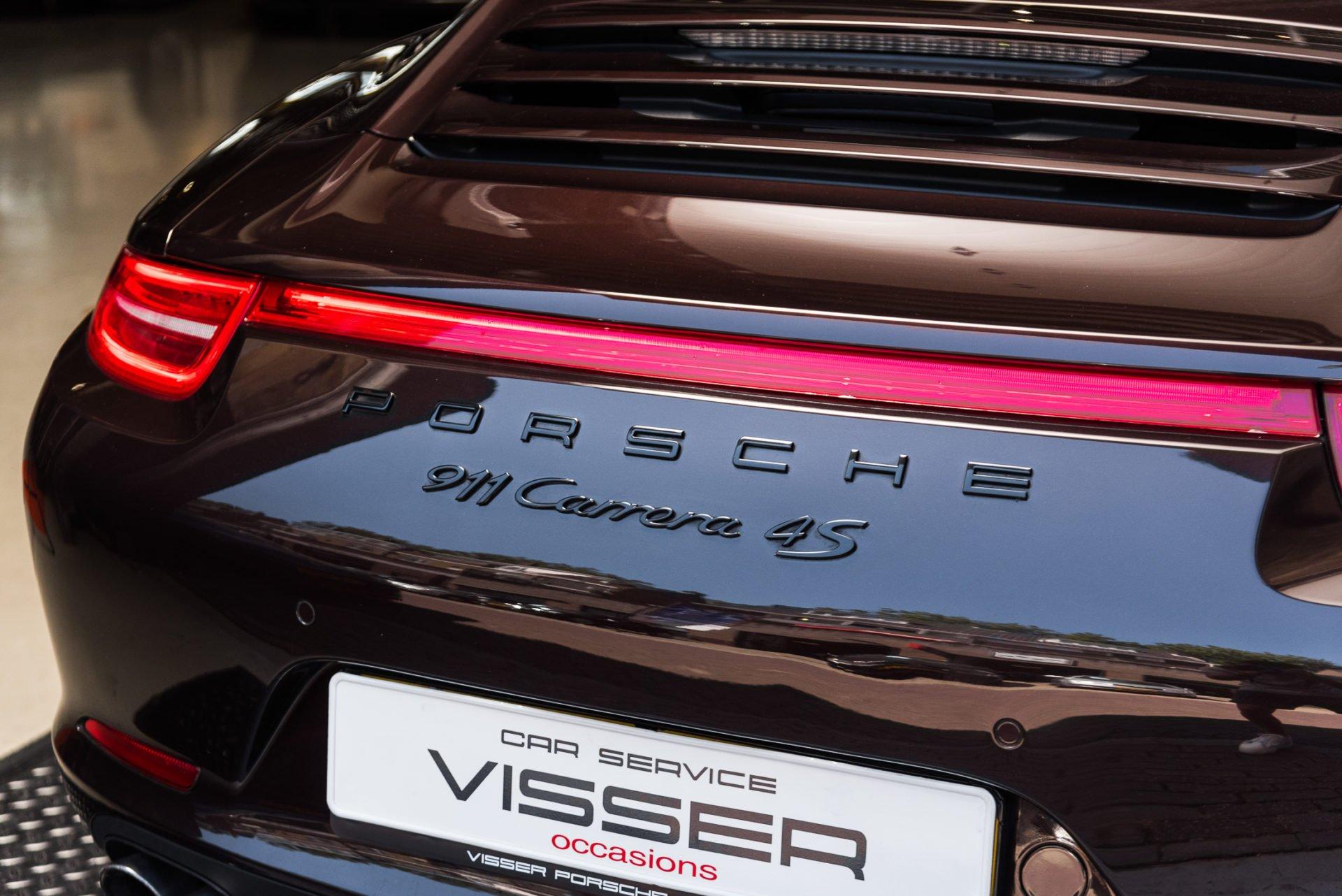 Porsche 991 Carrera 4S -8