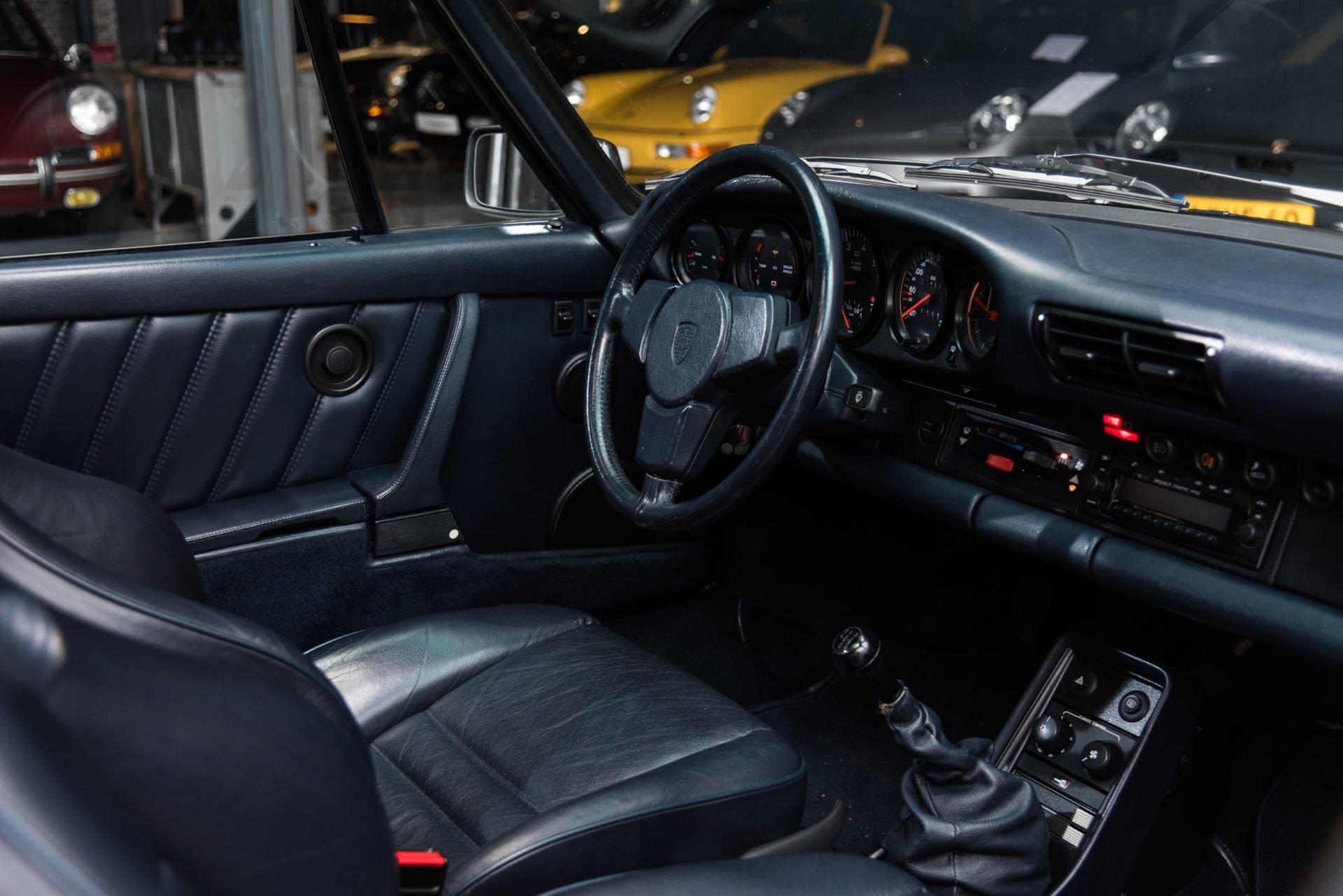 Porsche 930 Turbo - 20