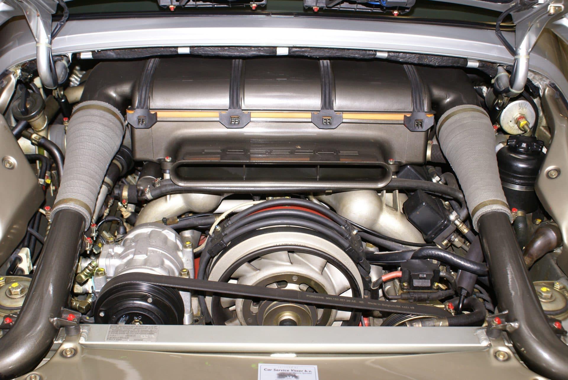 Porsche Motor revisie