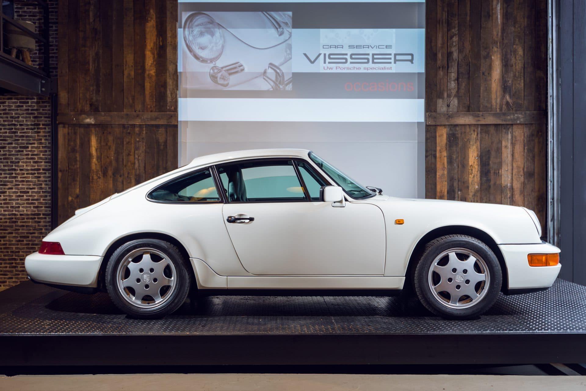 Porsche-964-Carrera-2-Wit--1a