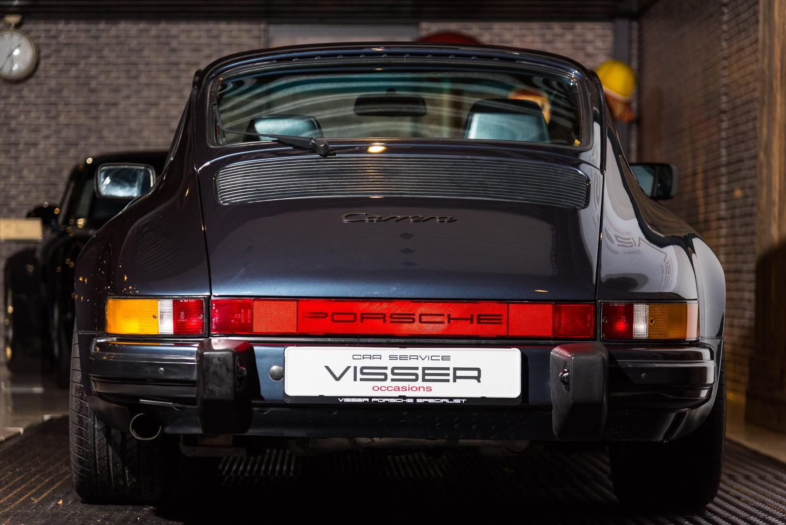 Porsche Carrera 3.2 - Blauw - 2