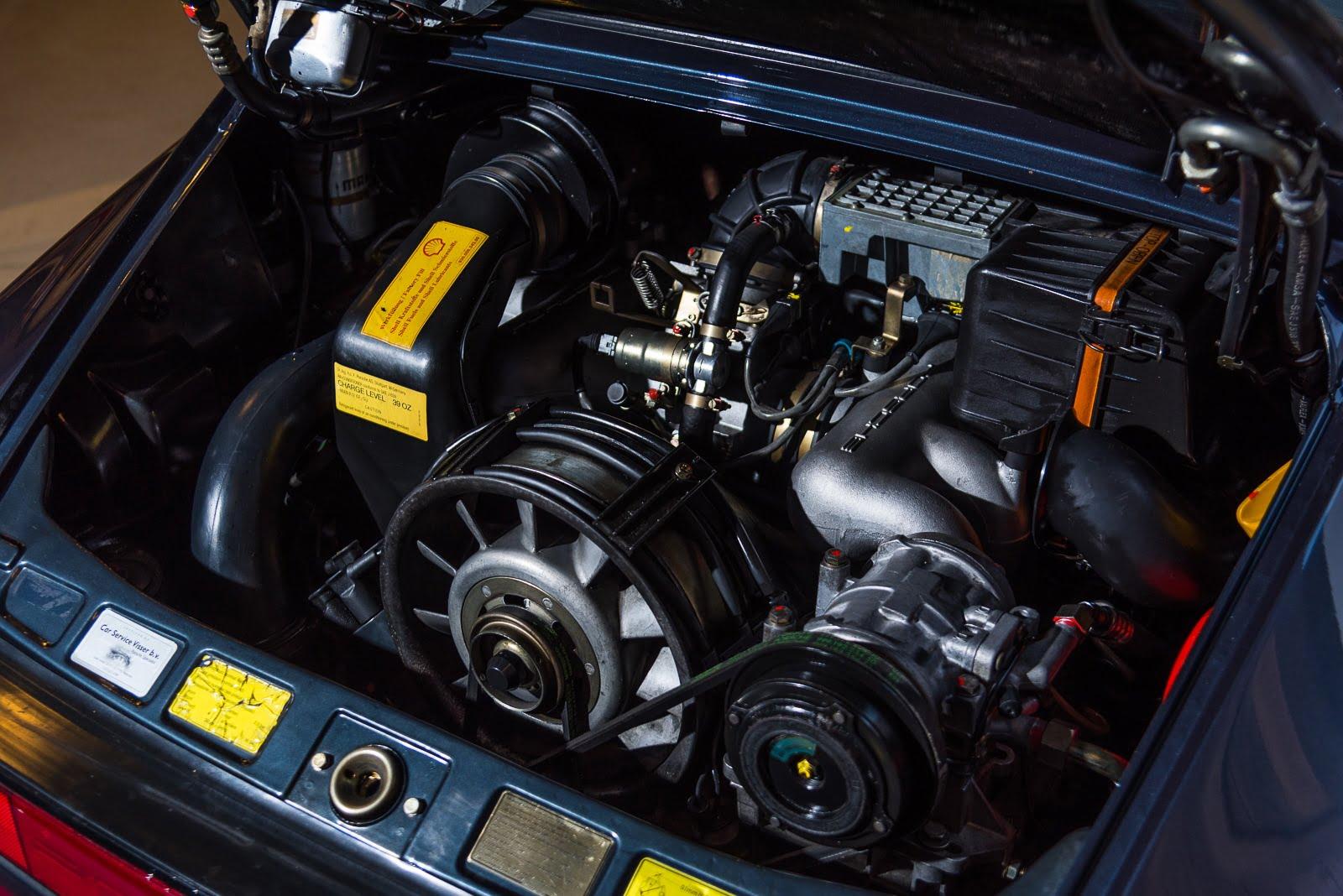 Porsche Carrera 3.2 - Blauw - 3
