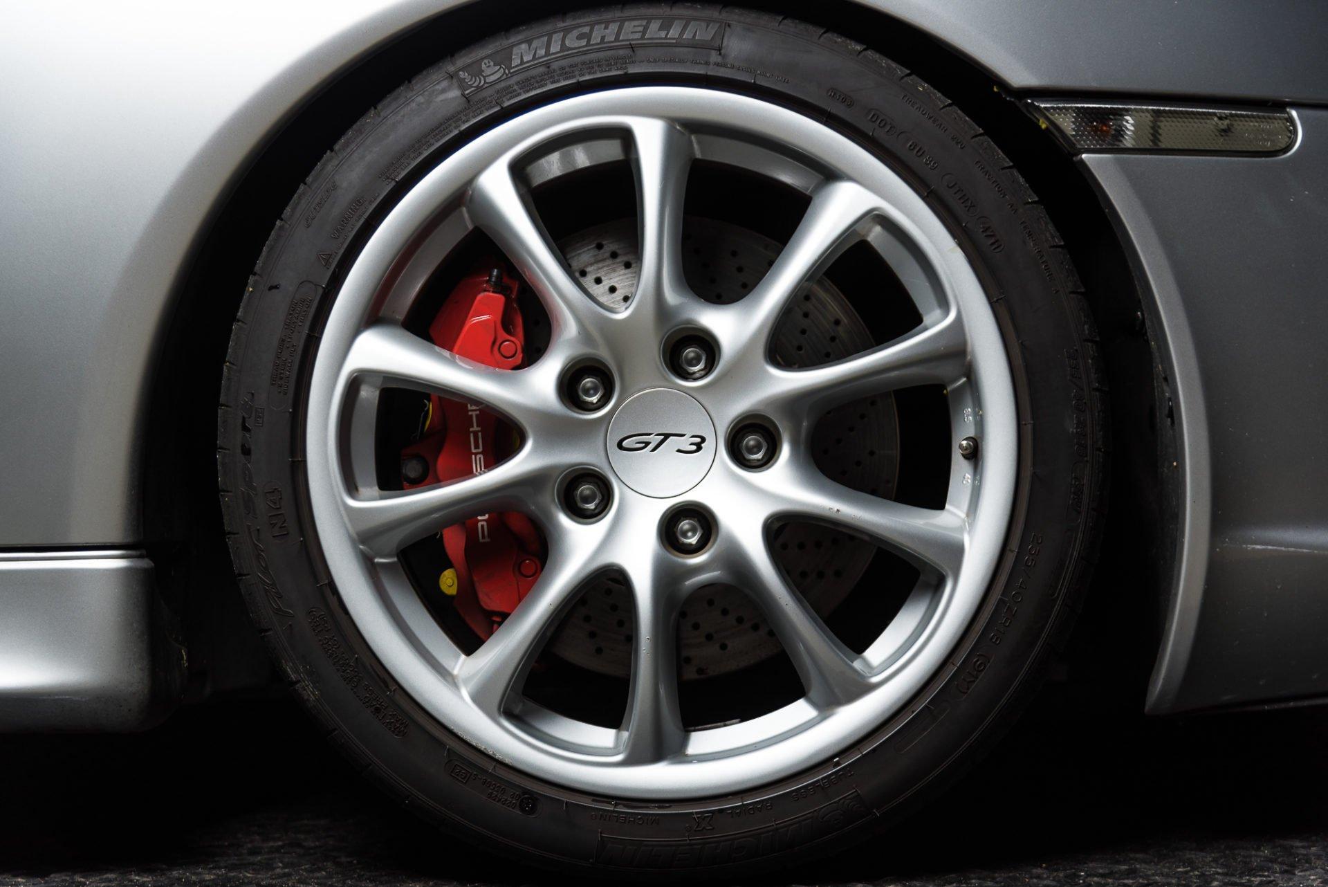 Porsche 996 GT3 Zilvergrijs - 20180314 -19