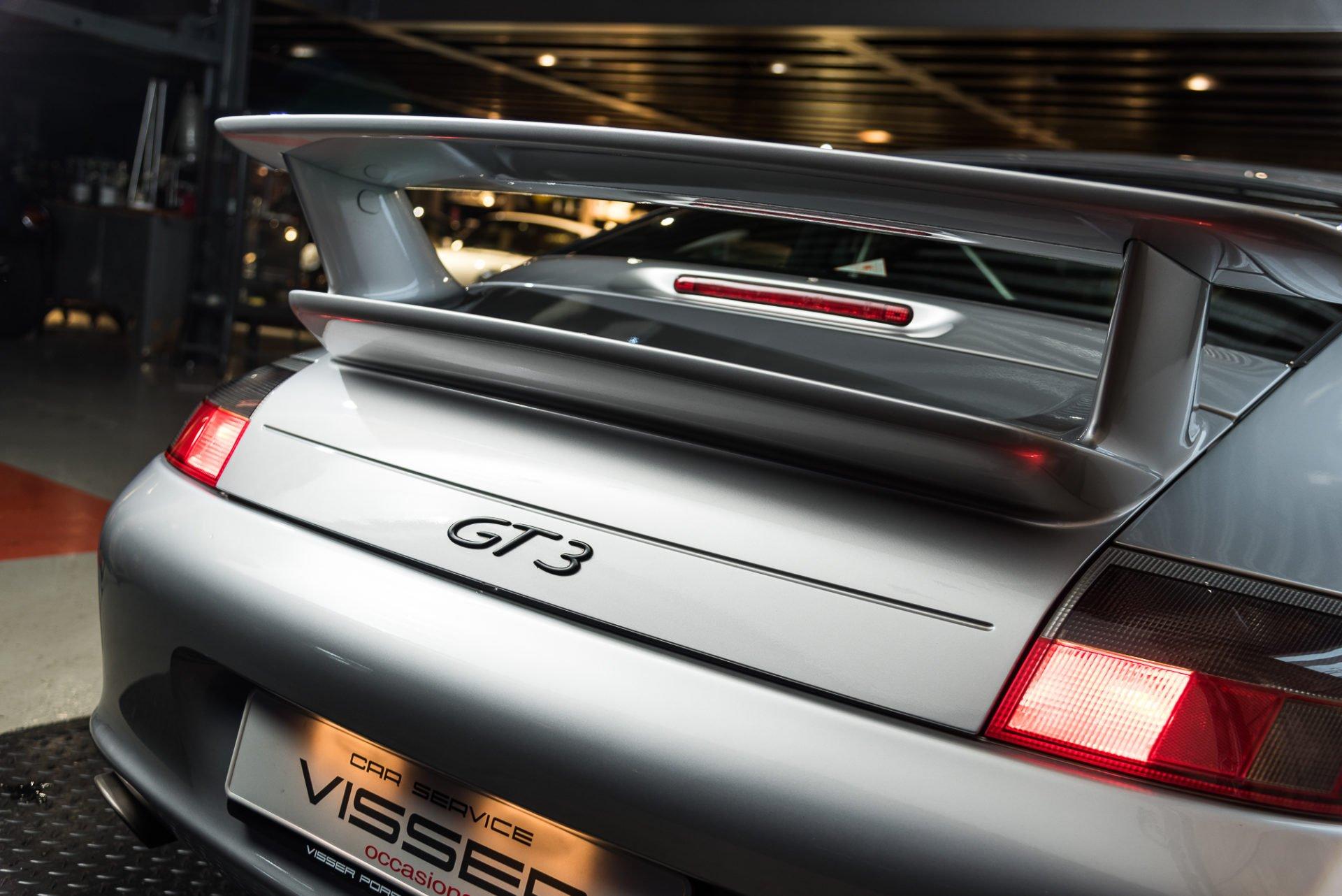 Porsche 996 GT3 Zilvergrijs - 20180314 -5