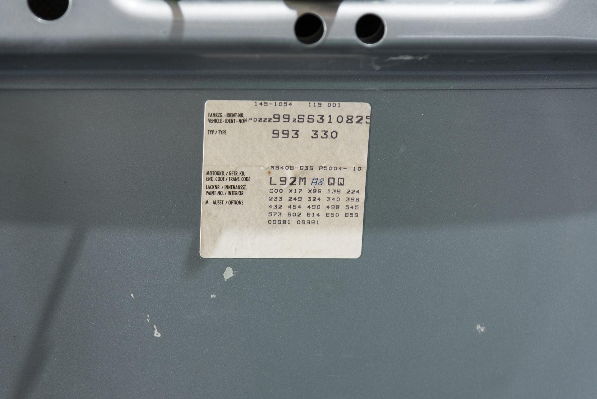 993 Carrera Zilver -5