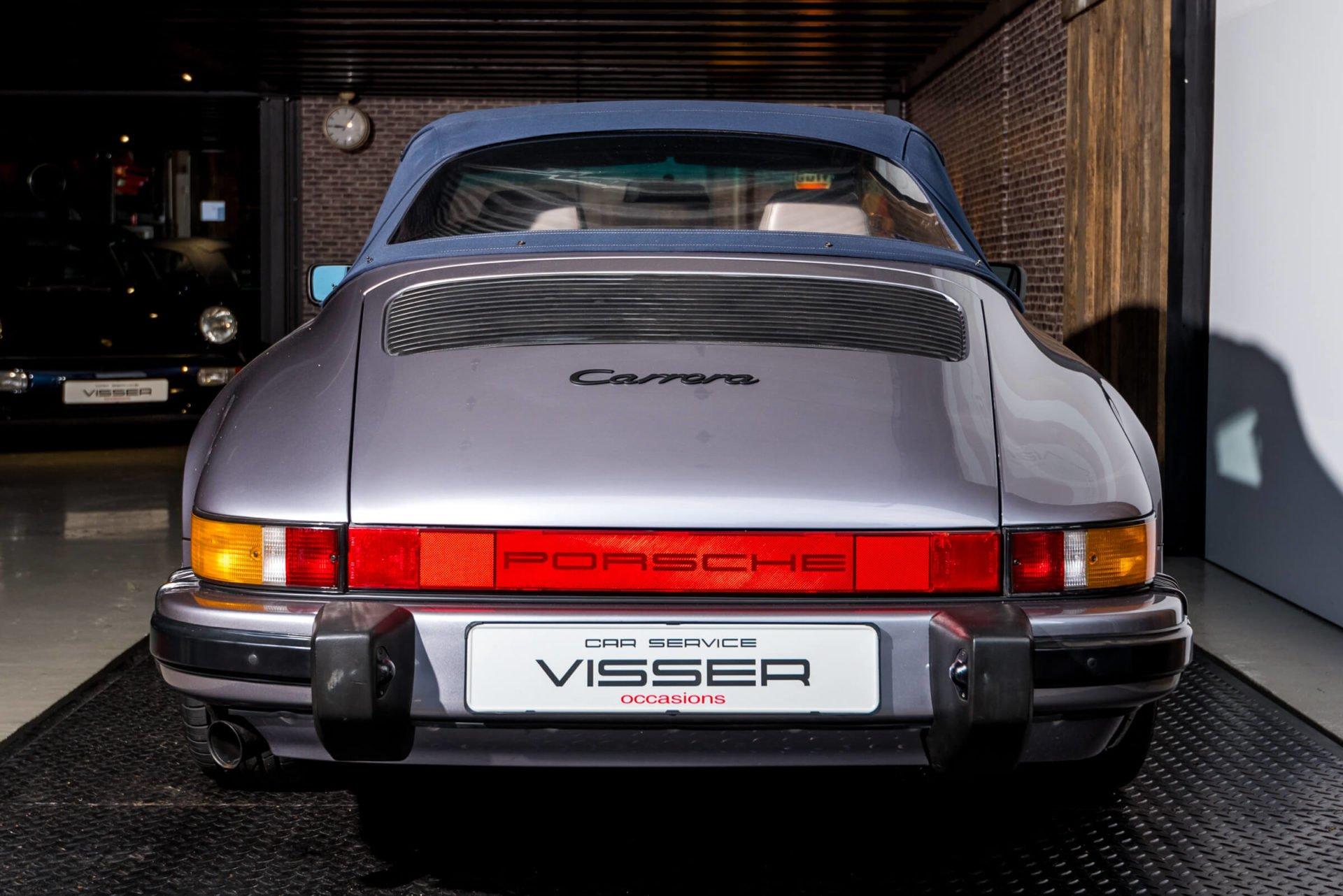 1. Porsche 3.2 Carrera 6