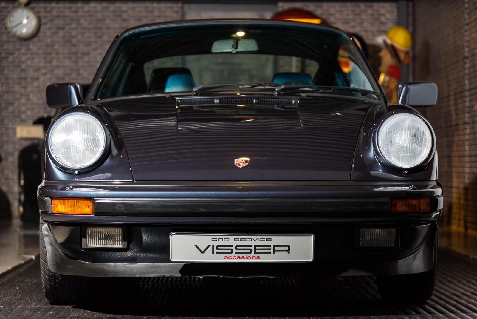 Porsche Carrera 3.2 - Blauw - 12