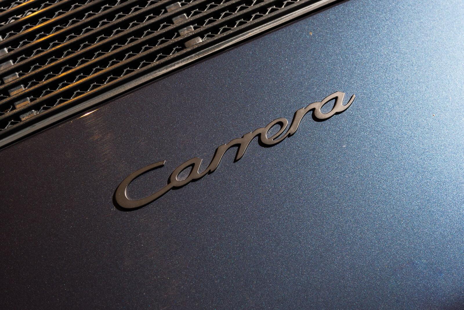 Porsche Carrera 3.2 - Blauw - 17