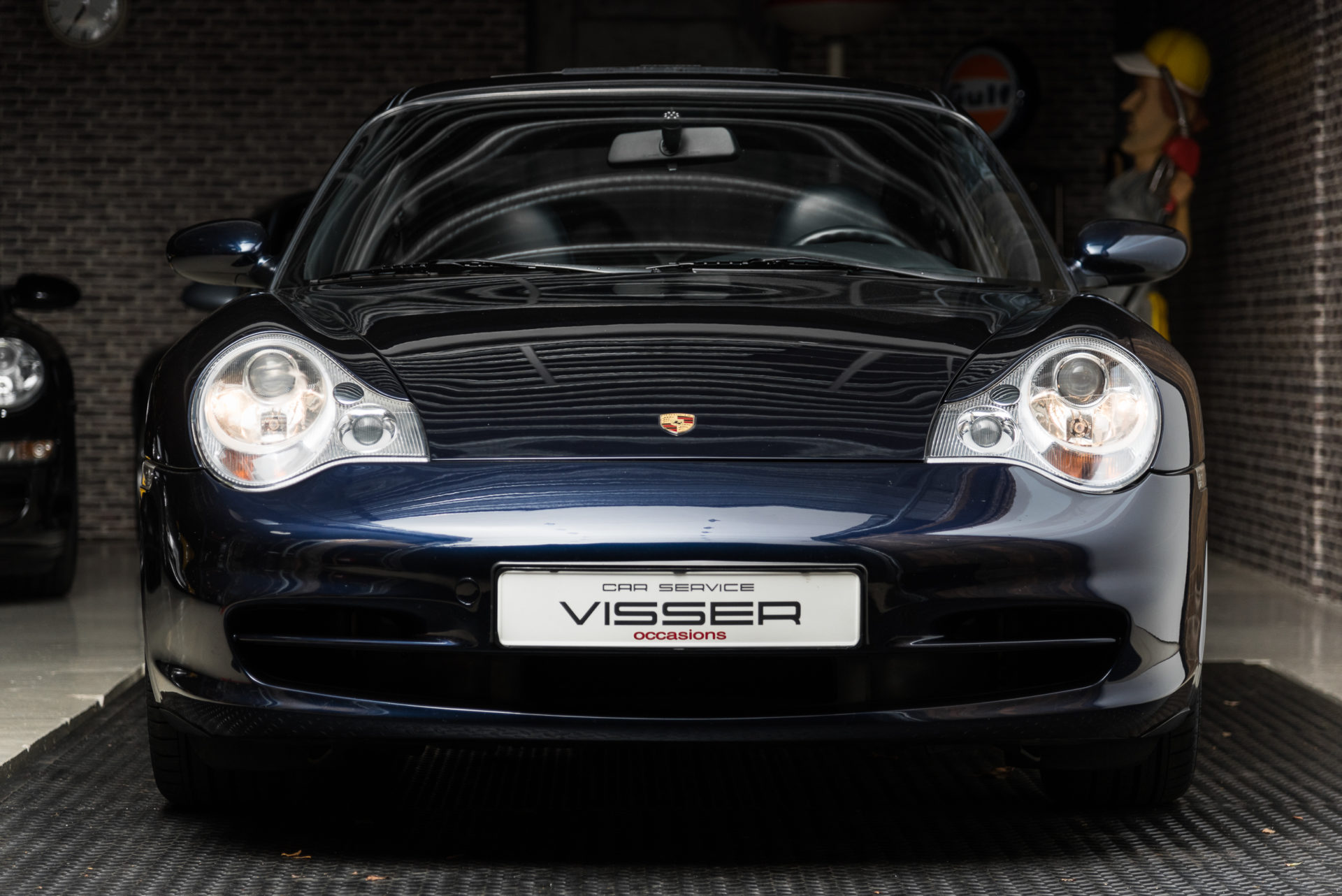 Porsche 996 Carrera 4 - 25