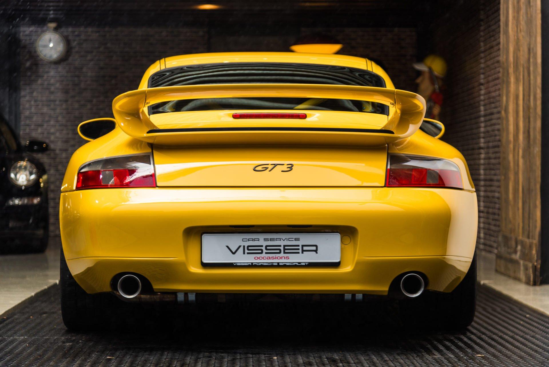 Porsche GT3 Clubsport - 4