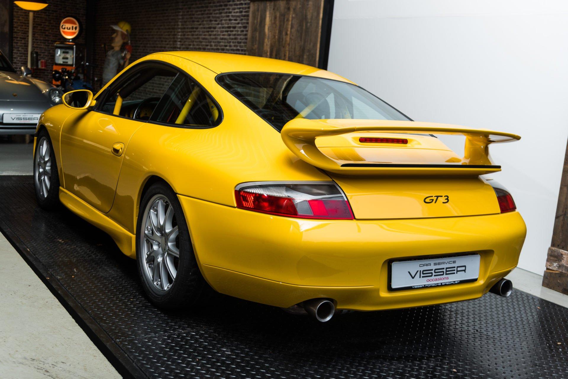 Porsche GT3 Clubsport - 5
