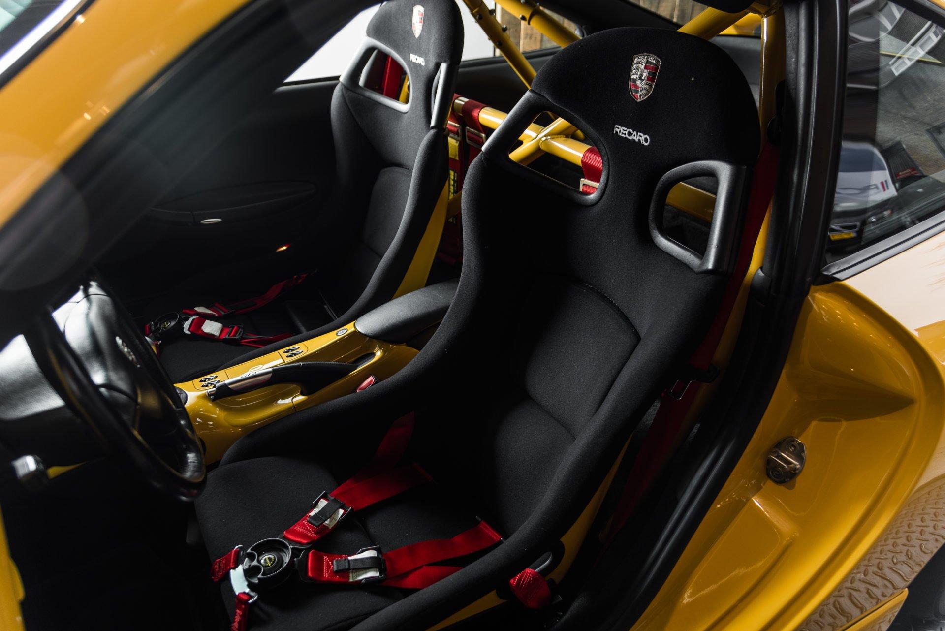 Porsche GT3 Clubsport - 8