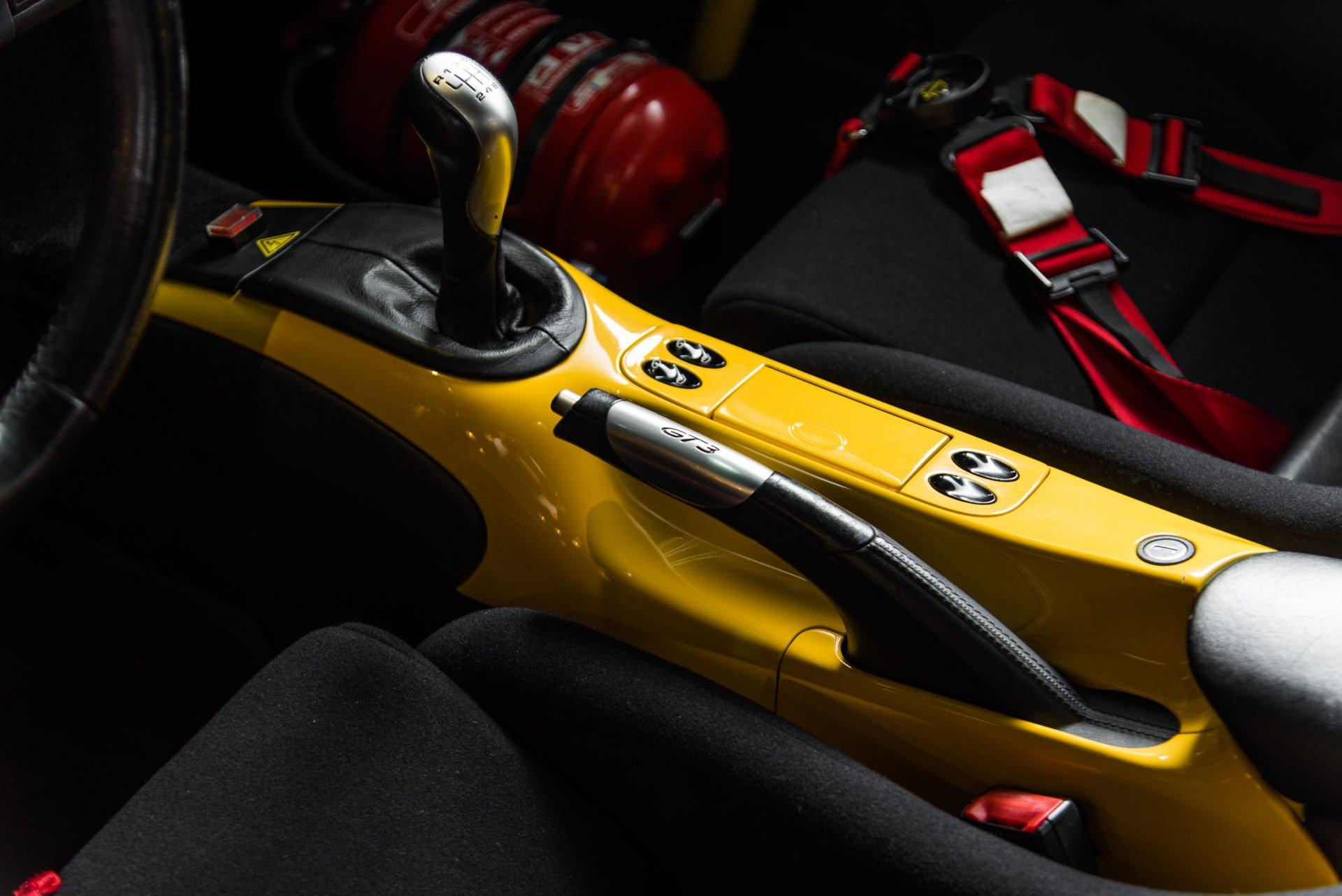 Porsche GT3 Clubsport - 9