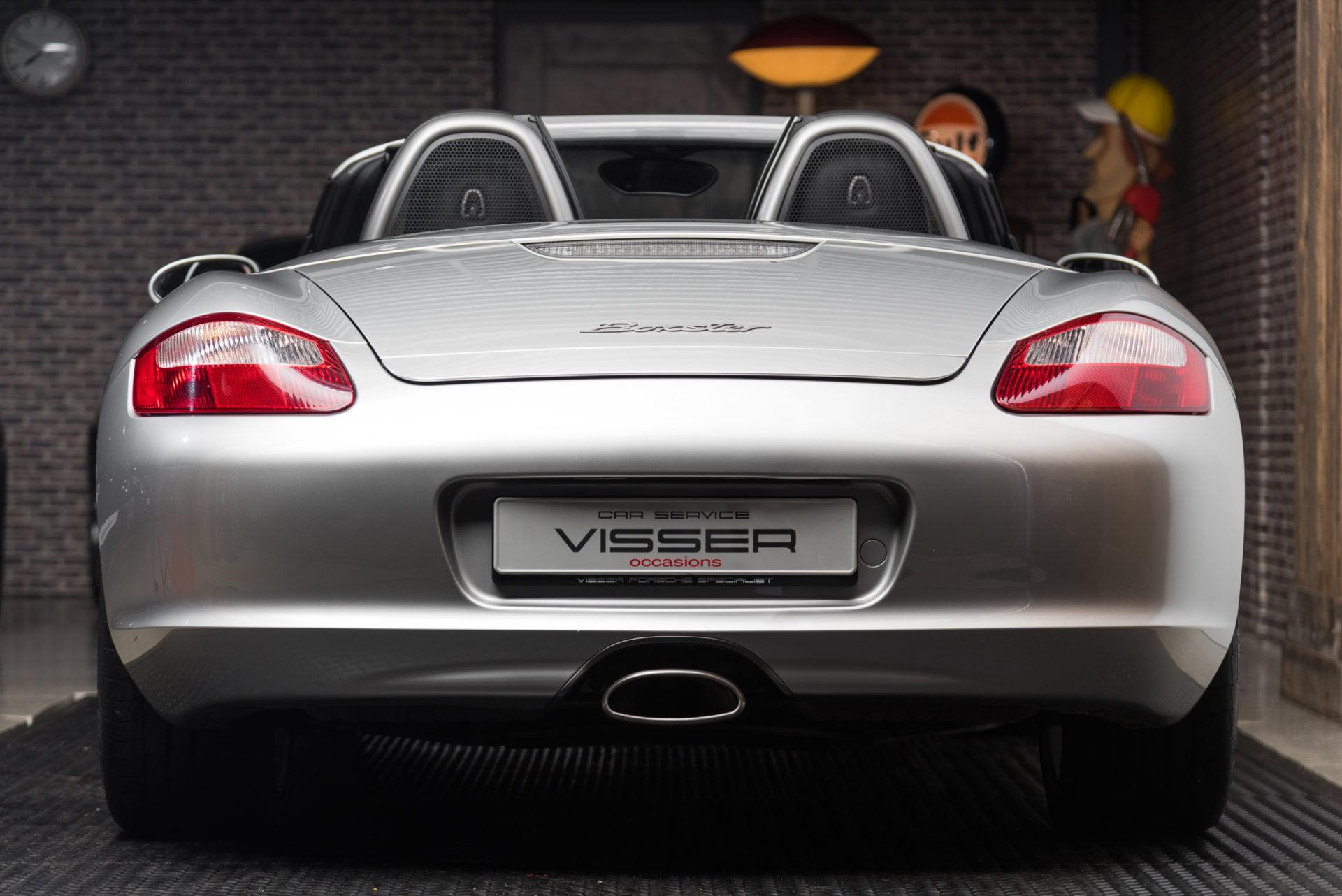 Porsche Boxster Zilver - 10