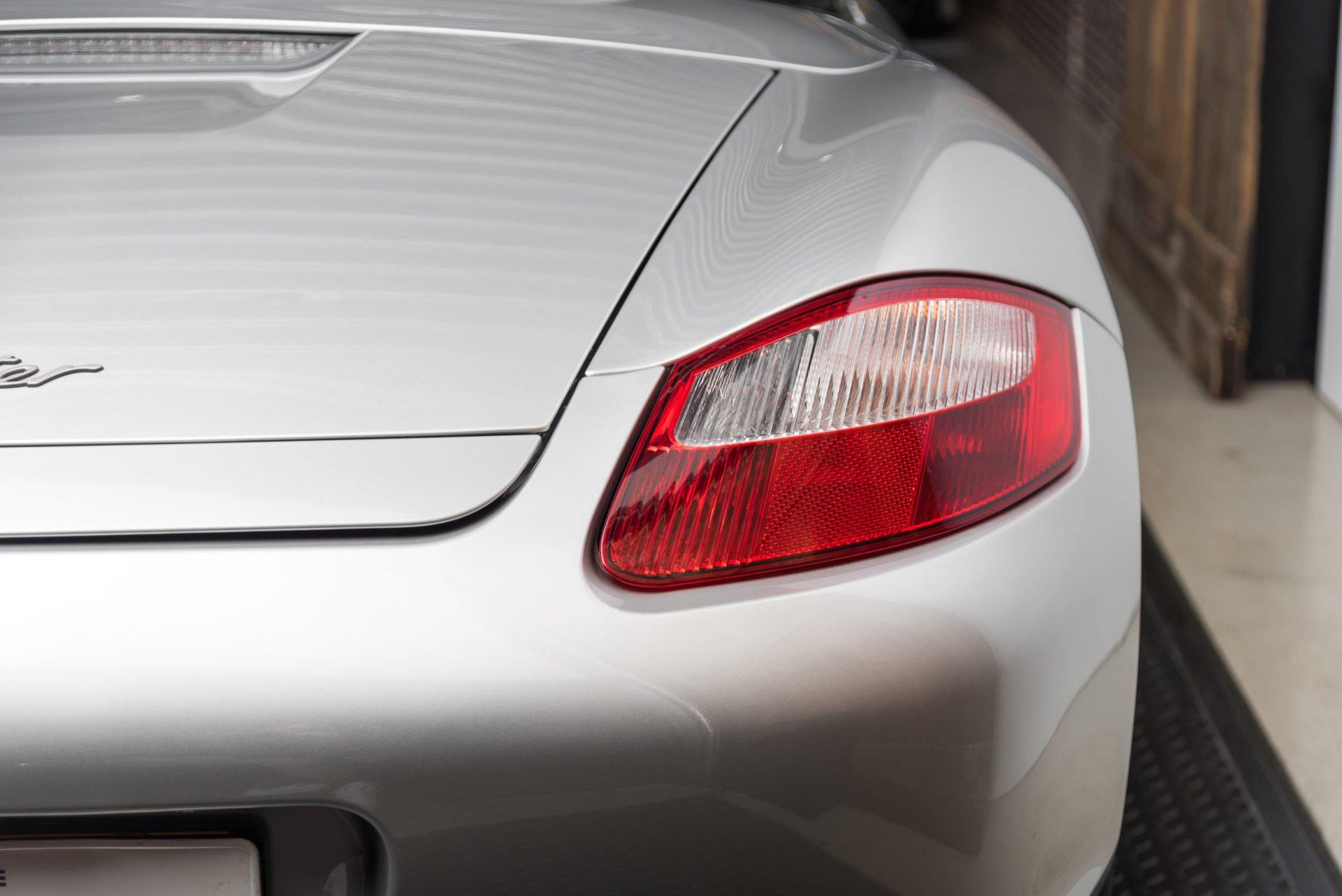 Porsche Boxster Zilver - 12