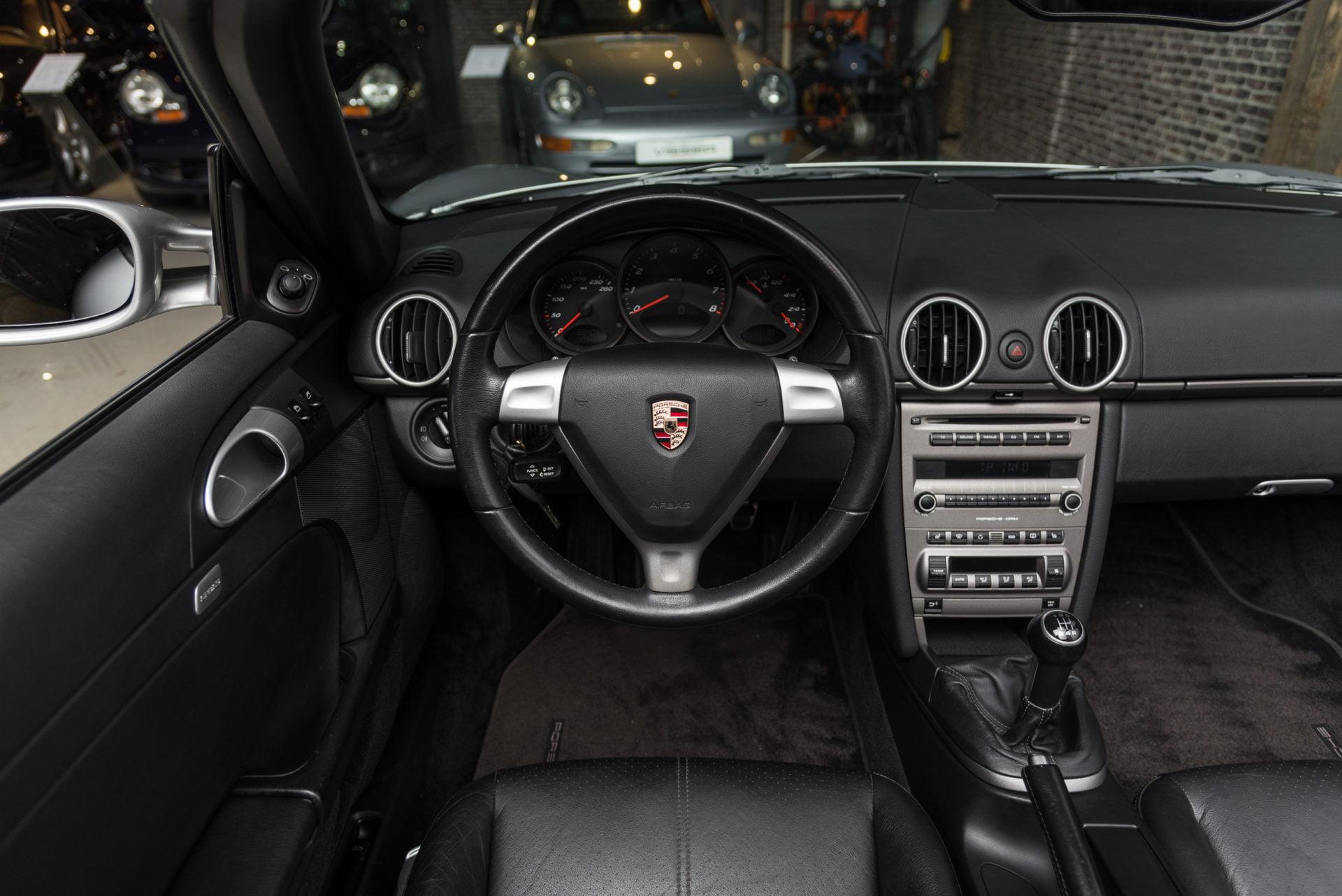 Porsche Boxster Zilver - 15