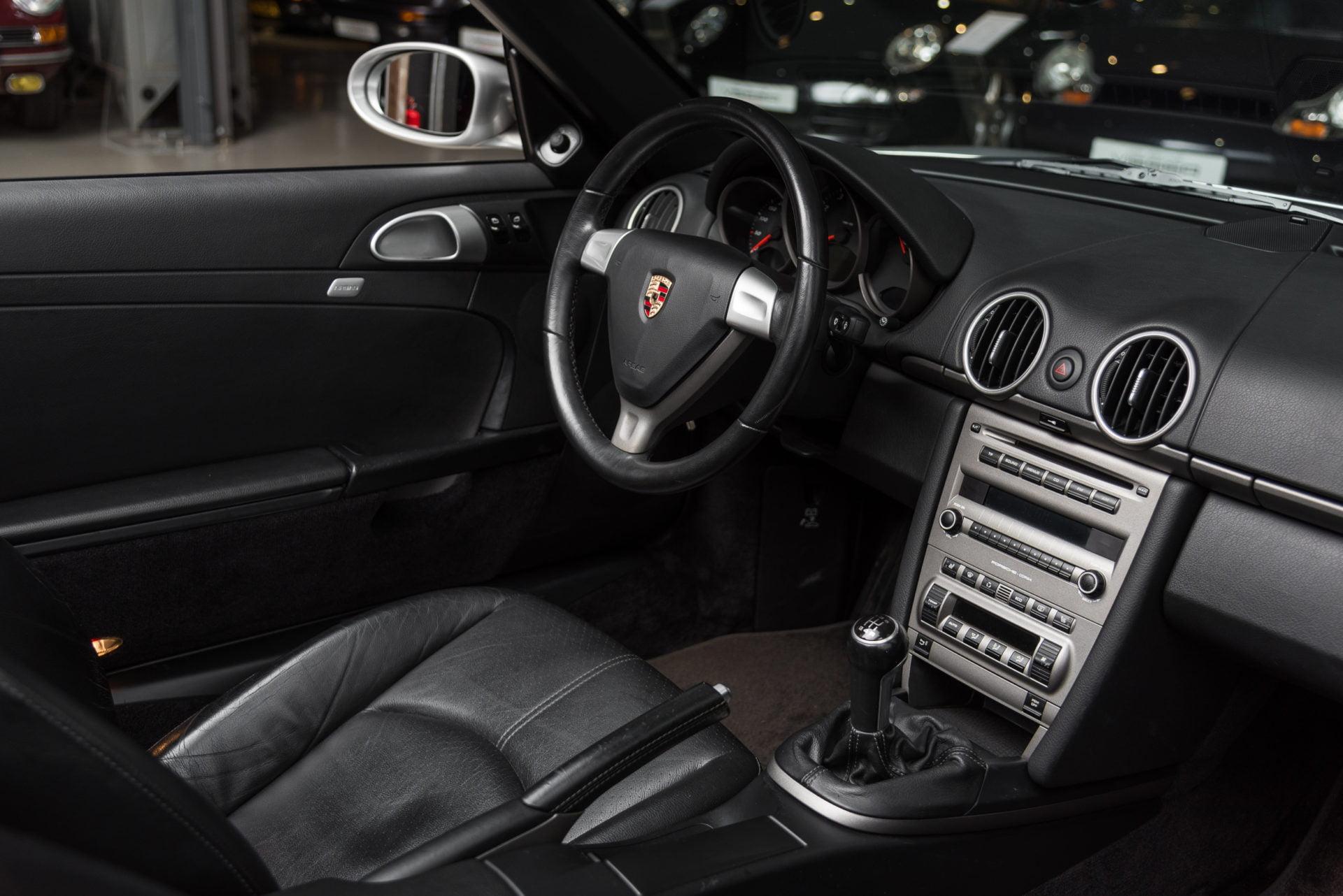 Porsche Boxster Zilver - 16