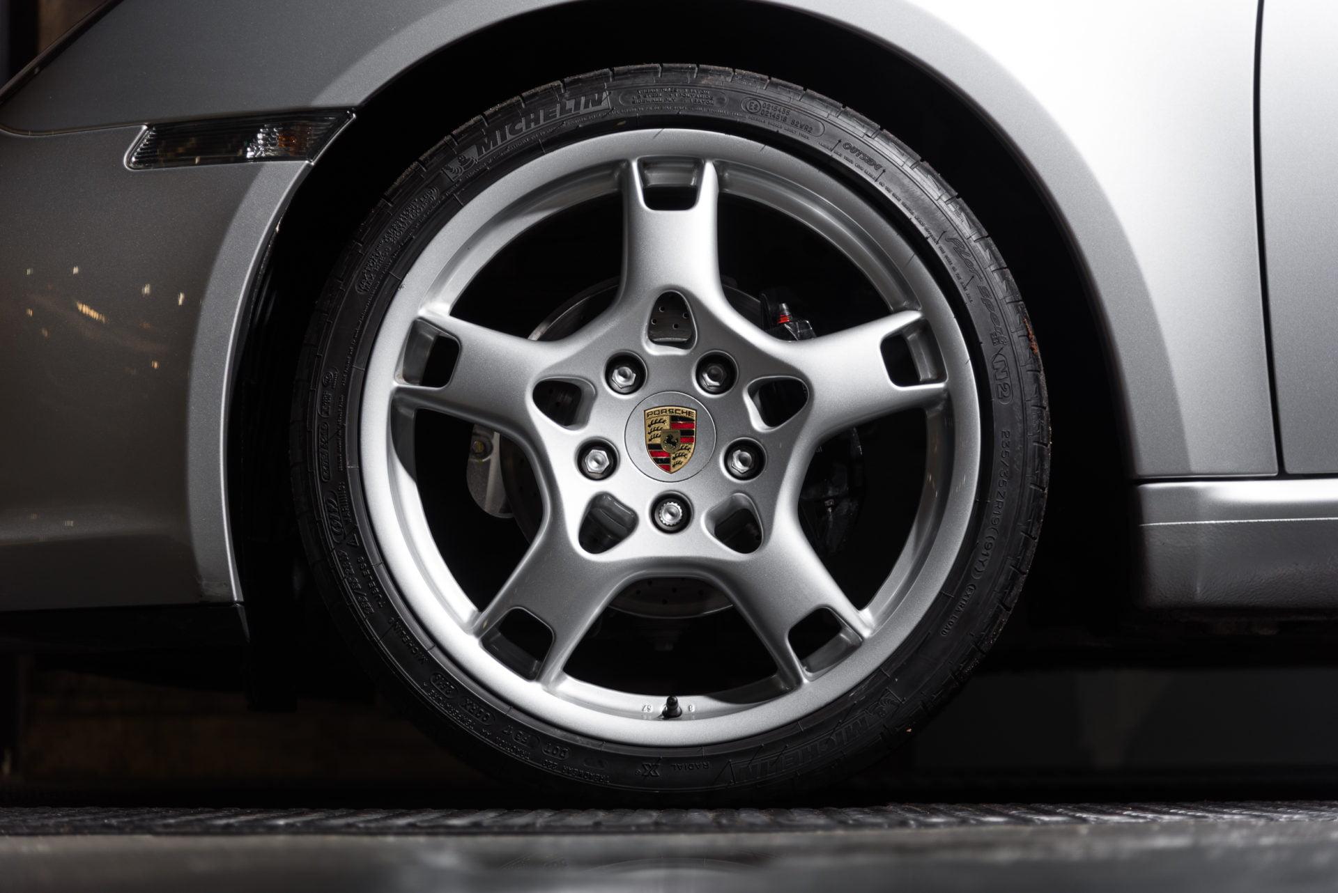 Porsche Boxster Zilver - 29