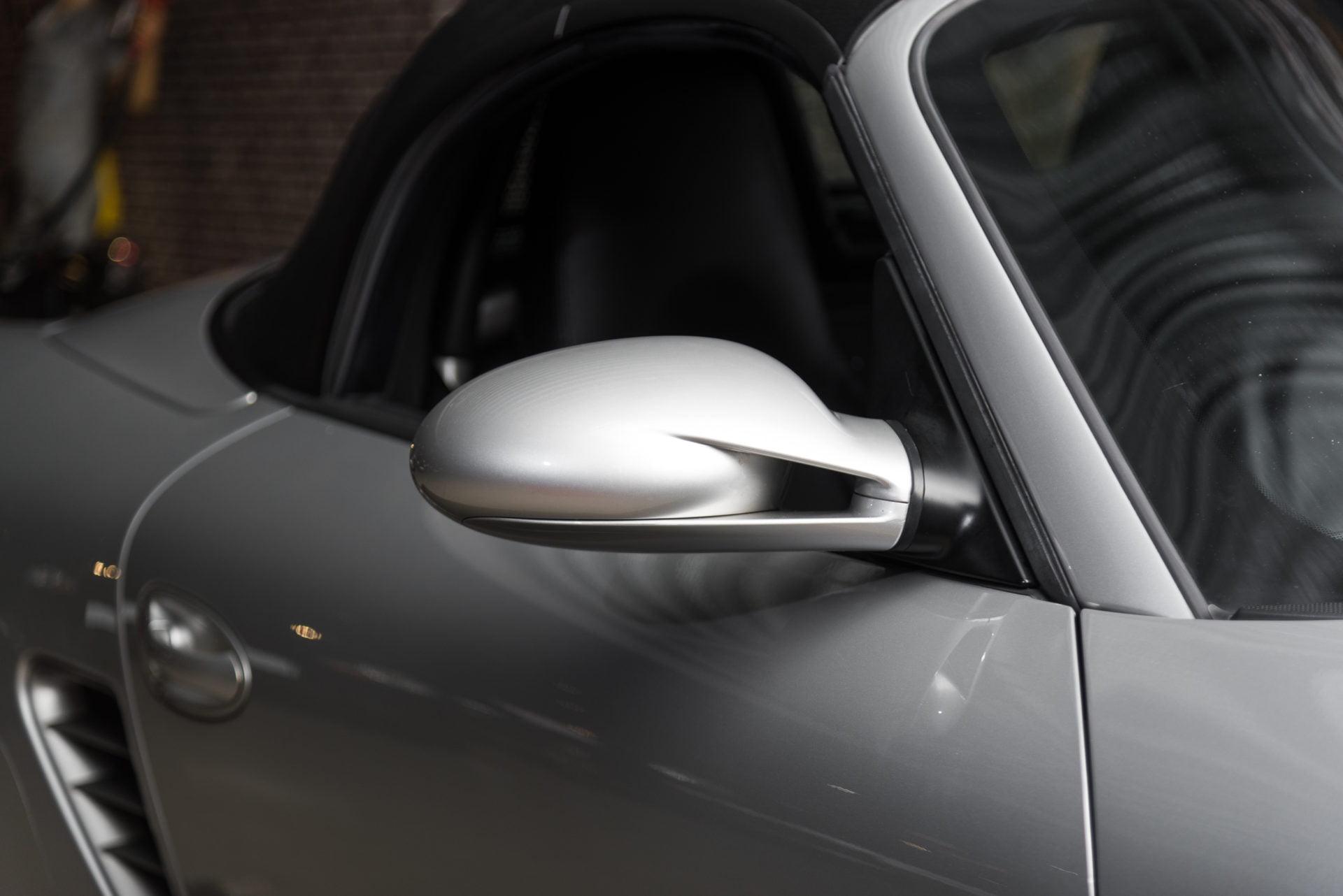 Porsche Boxster Zilver - 6