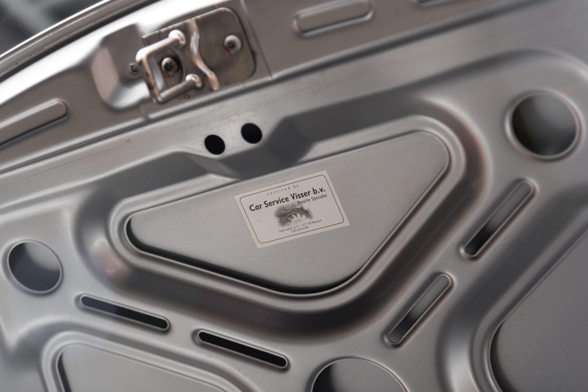 Porsche Boxster Zilver - 8